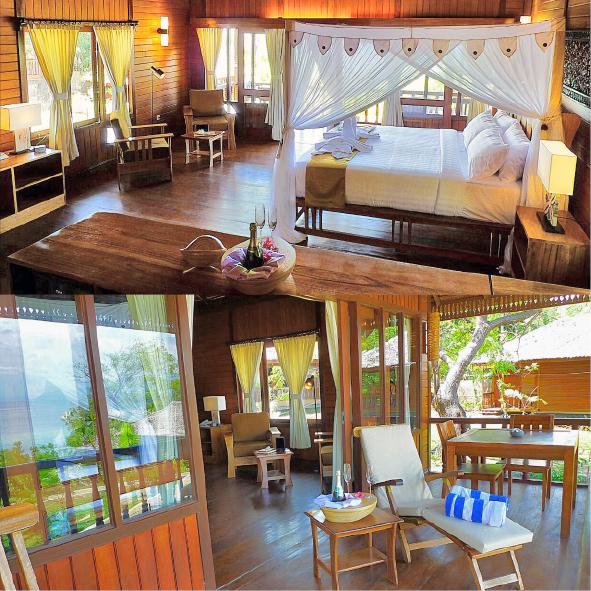 Bunaken Oasis Manado Lighting Fixtures Floor Lamp Table Lamp Wall Lamp by Piment Rouge Bali