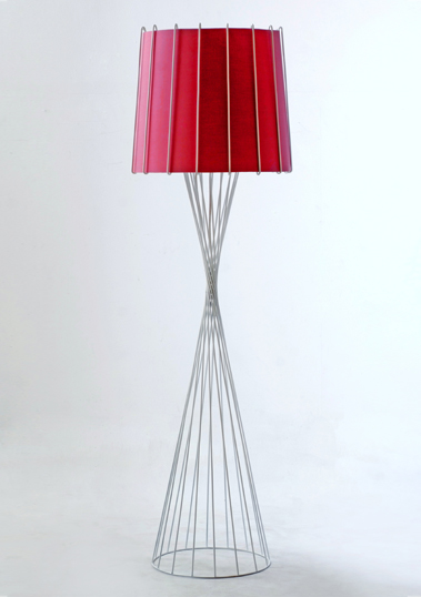 Floor Rialto Lamp by Piment Rouge Lighting Bali Indonesia Lighting Supplier and Lamps Manufacturer