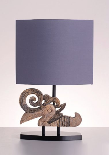 Piment Rouge Lighting Bali - Birdy Table Lamp