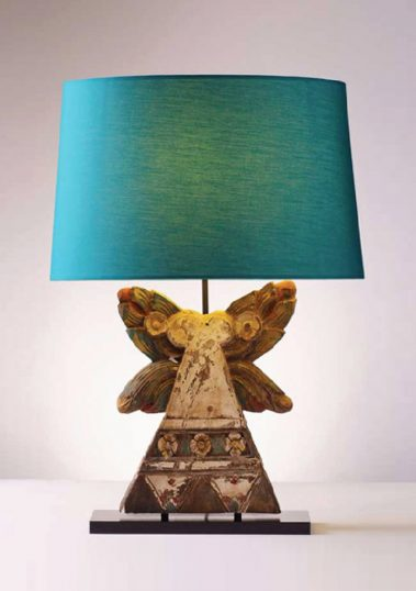 Piment Rouge Lighting Bali - Sega in Turquoise