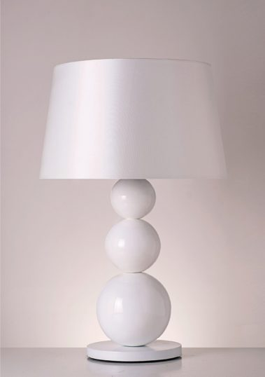 Piment Rouge Lighting Bali - Large Carioca in White
