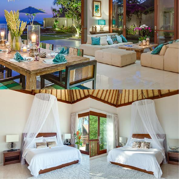 Bali Beach House: Indonesia Lighting Design