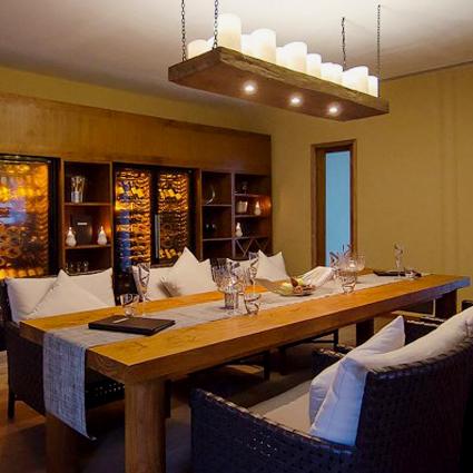 hospitality lighting projects by piment rouge lighting bali mirihi island resorts the maldives