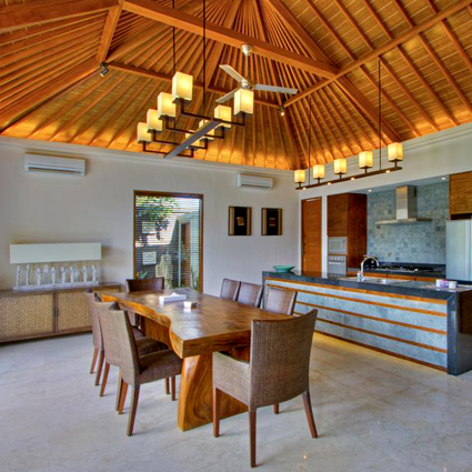 hospitality lighting projects by piment rouge lighting bali villa akasha bali