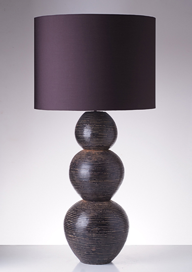 table lamp ball priuk black
