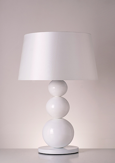 table lamp carioca l white