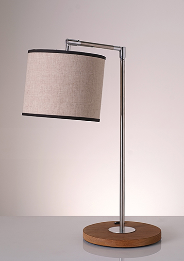 table lamp desk table stainless natural