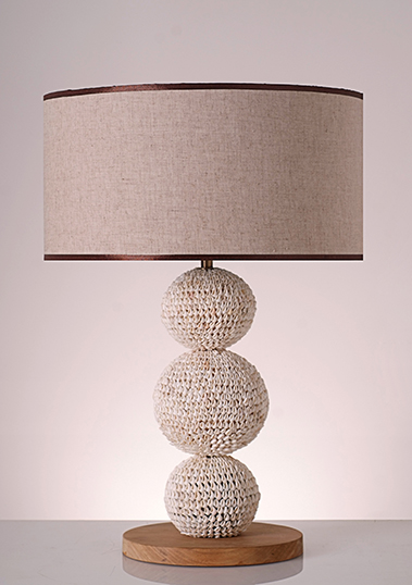 table lamp diva shell