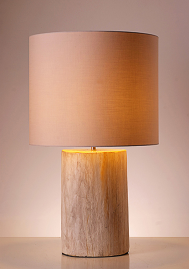 table lamp fossil round s