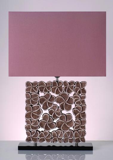 table lamp frame frangipani soriah