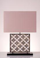 table lamp frame kopi square