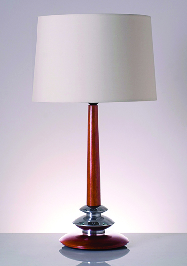 table lamp hamilton brown