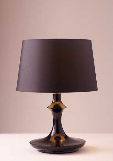 table lamp khazastan black