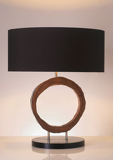 table lamp tree round no led
