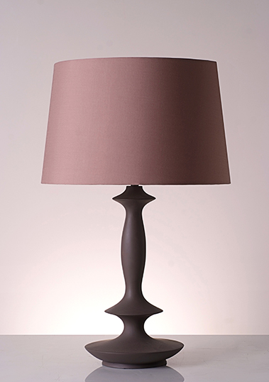 table lamp verdia taupe