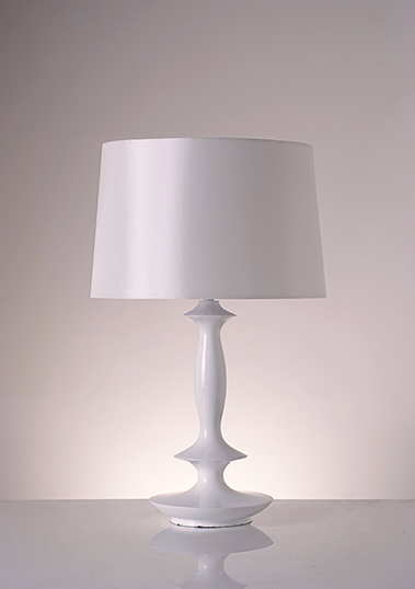 table lamp verdia white