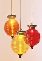 Doria Pendants by Piment Rouge Lighting Bali