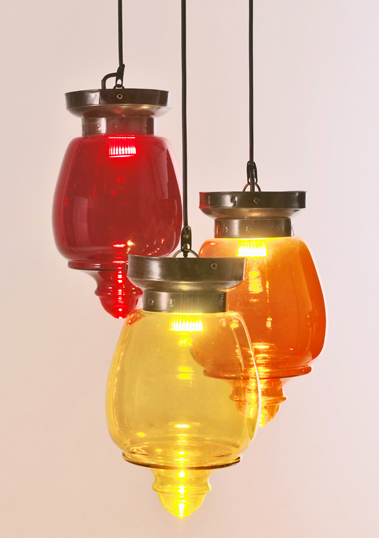 Esma Pendants by Piment Rouge Lighting Bali