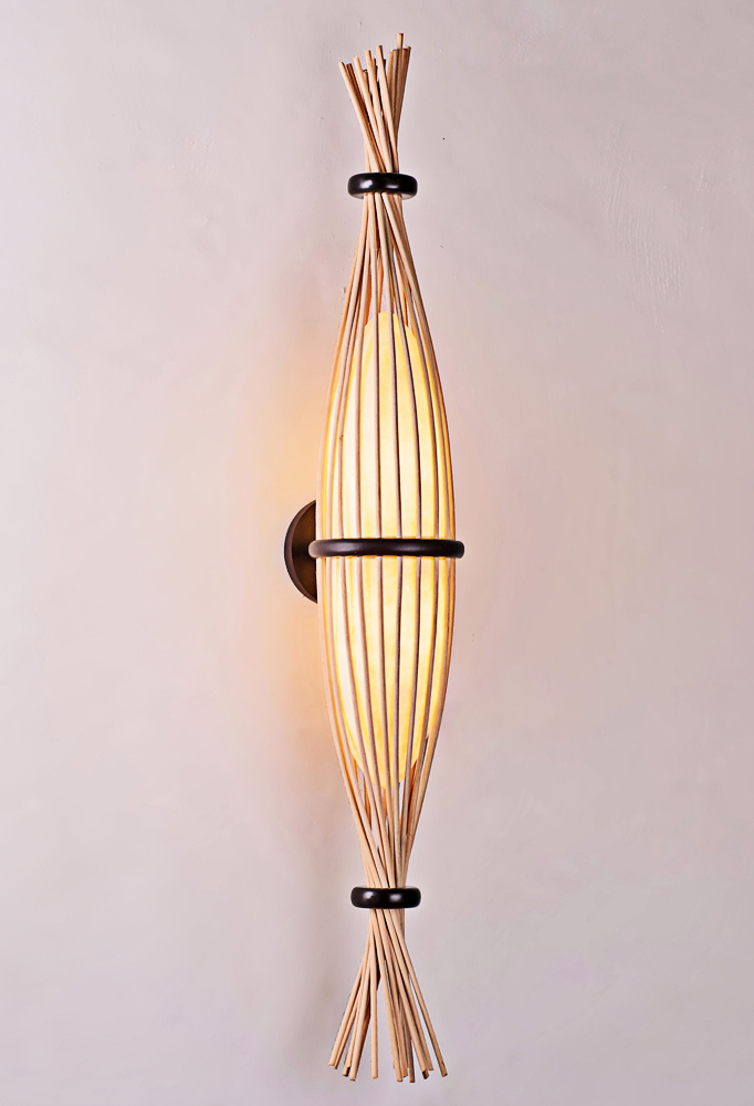 Piment Rouge Lighting Bali - Kana Sconce