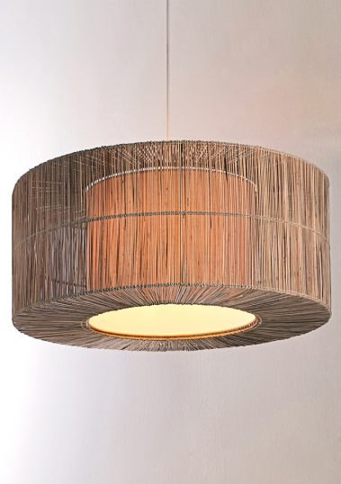 Piment Rouge Lighting Bali - Large Keane Pendant Lamp
