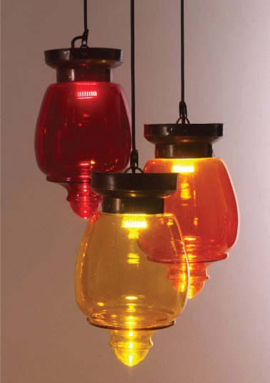 Piment Rouge Lighting Bali - Esma Pendants