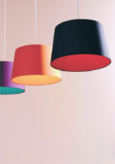 Piment Rouge Lighting Bali - Miami Bico Pendant