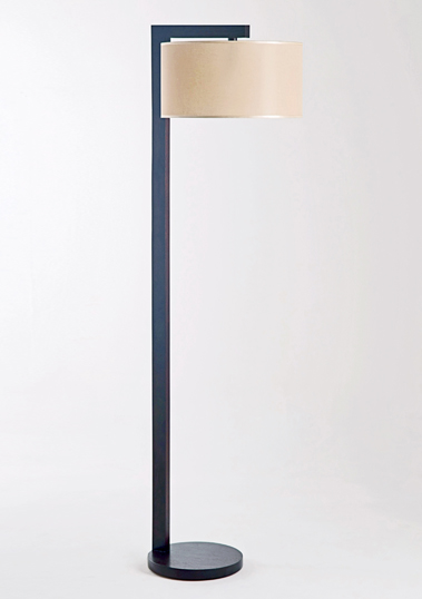Round Prado Floor Lamp by Piment Rouge Lighting Bali