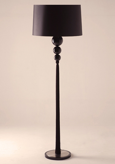 floor lamp loren black