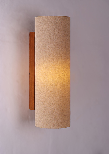 wall lamp bayona resin