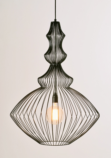Melody A Pendant by Piment Rouge Lighting Bali