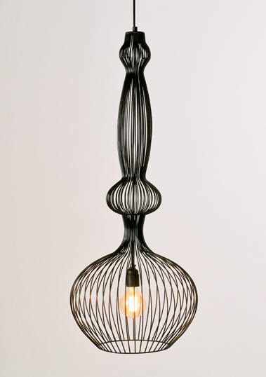 Melody B Pendant by Piment Rouge Lighting Bali