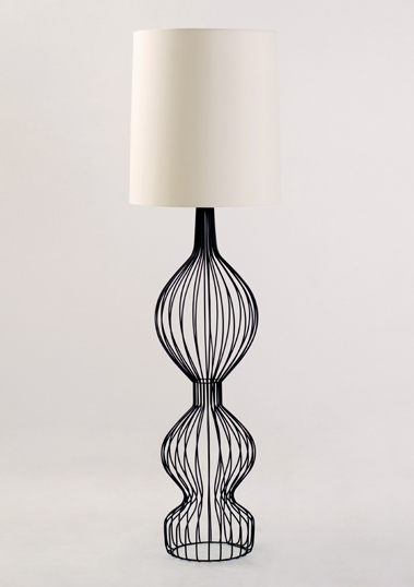 Melody Floor Lamp by Piment Rouge Lighting Bali