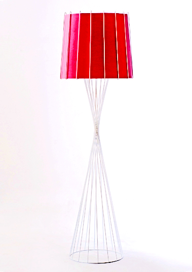Rialto Floor Lamp by Piment Rouge Lighting Bali