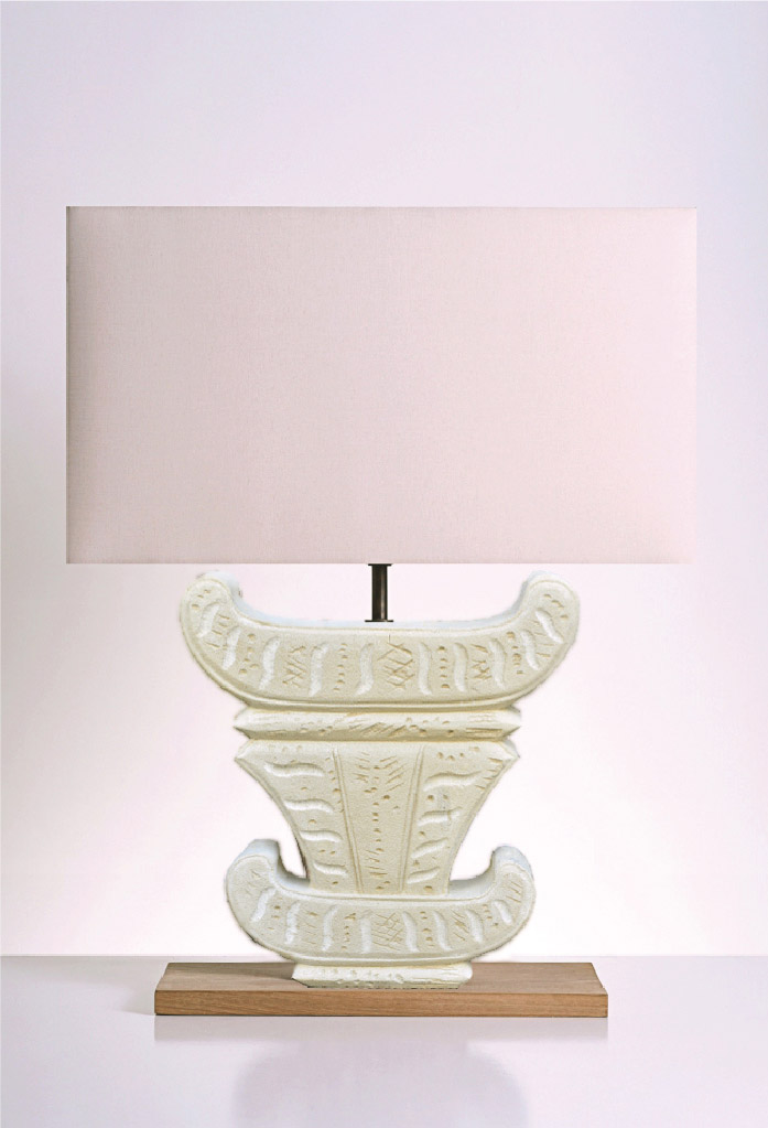 piment rouge custom lighting manufacturer - new creta table lamp