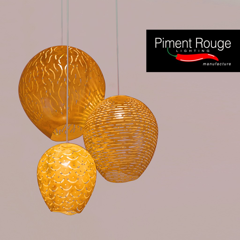 hanging cocoon lamps the unique fiberglass pendant lamps in piment rouge lighting collection