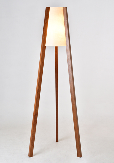 Paloma Floor Lamp by Piment Rouge Lighting Bali