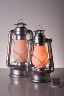 storm lantern outdoor lamp L and M by piment rouge lighting bali