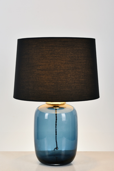 Ellis Table Lamp by Piment Rouge Lighting