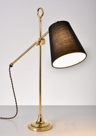 Newton Desk Lamp by Piment Rouge Lighting Bali