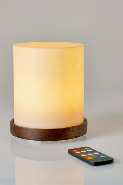 Aura Table Lamp by Piment Rouge Lighting Bali
