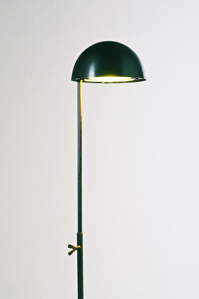 Brass Stick Garden Lamp by Piment Rouge Lighting Bali