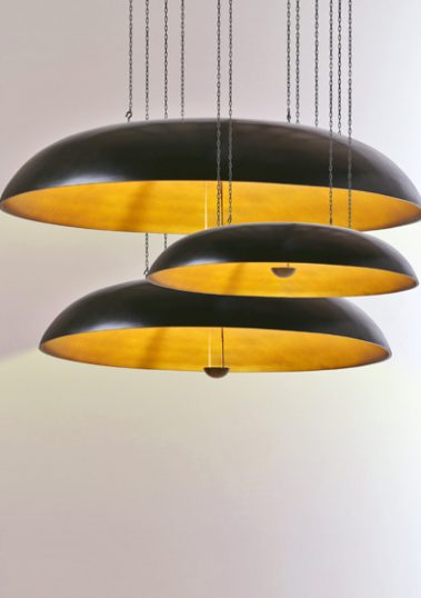 Coupola Pendants by Piment Rouge Lighting Bali