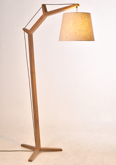 Deena Floor Lamp by Piment Rouge Lighting Bali
