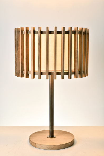 Finn Table Lamp by Piment Rouge Lighting Bali