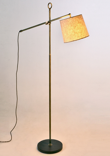Newton Floor Lamp by Piment Rouge Lighting Bali