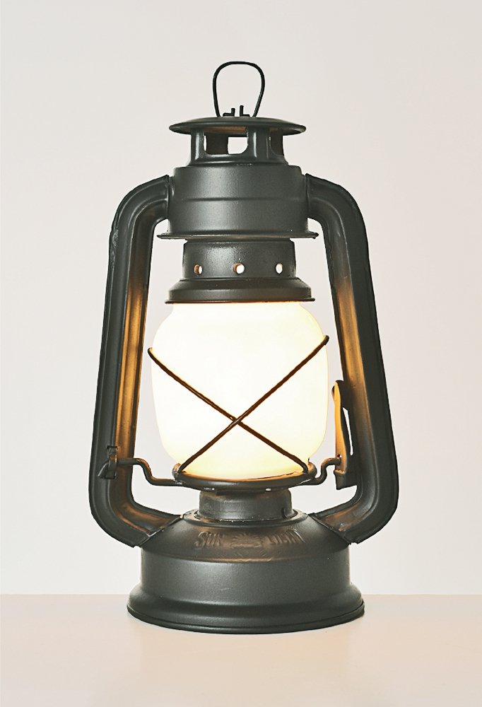 Piment Rouge Lighting Bali - Black Storm Lantern
