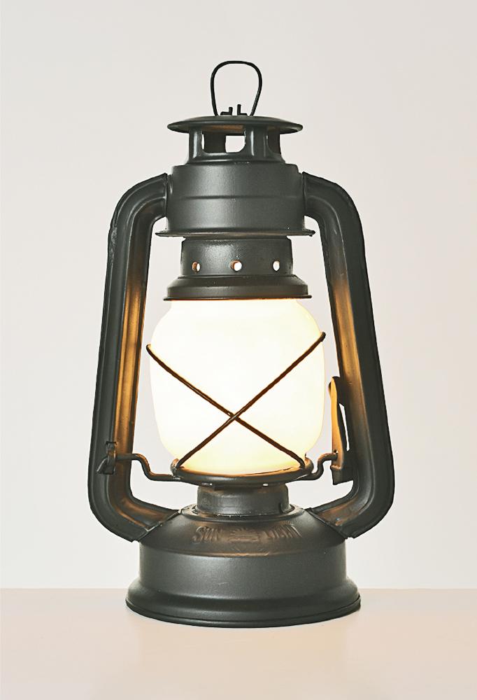 Piment Rouge Lighting Bali - Black Storm Lantern