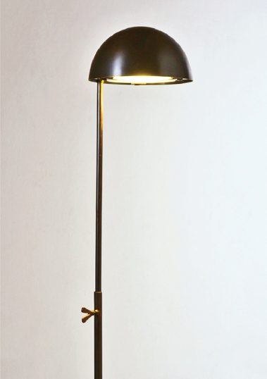 Piment Rouge Lighting Bali - Brass Stick Garden Lamp