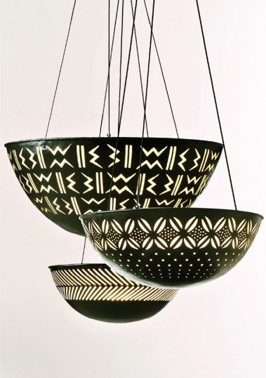 Piment Rouge Lighting Bali - Calabash Pendants