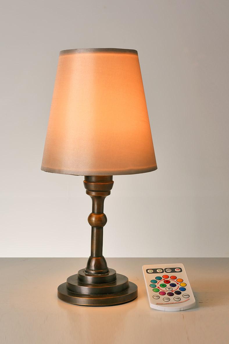 Piment Rouge Lighting Bali - Mini Cooper Table Lamp
